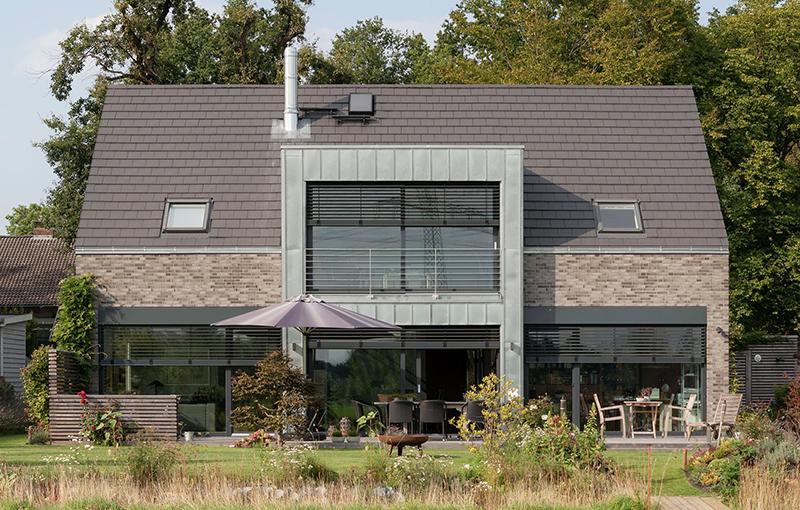 neubau einfamilienwohnhaus b nningstedt schleswig. Black Bedroom Furniture Sets. Home Design Ideas
